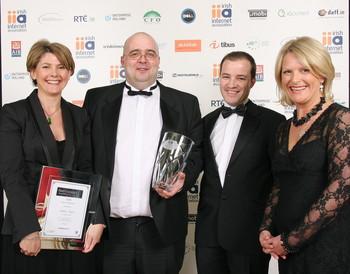 Internet Marketer - IIA Awards 2008