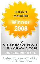 Internet Marketer Award