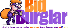 bid burglar - save money on ebay