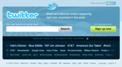 Image representing Twitter as depicted in Crun...