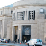 US Holocaust Memorial Museum external view