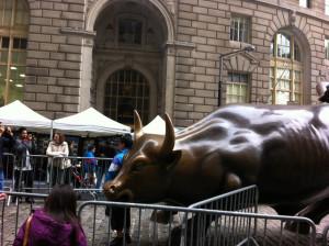Charging Bull - Wall Street New York