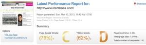 gtmetrix-results-irish-times