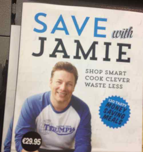 Save With Jamie - priced in Dunnes Stores