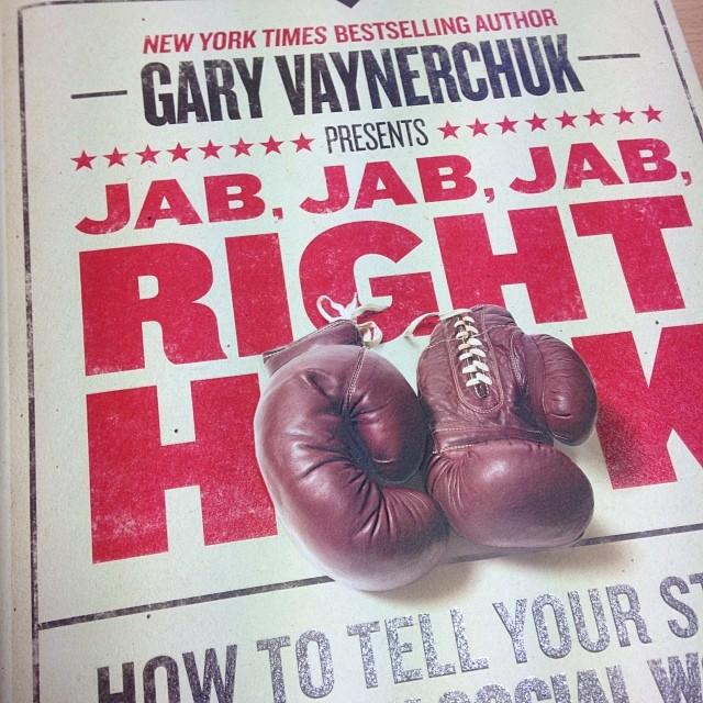 This week's book by @garyvee
