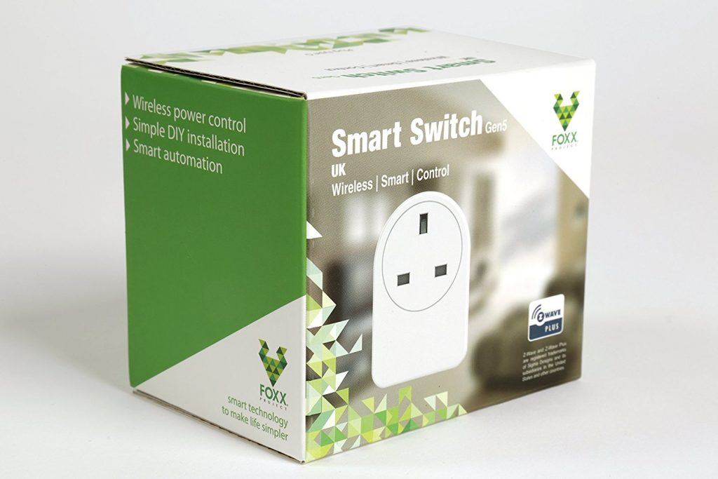 Foxx IoT smart switch
