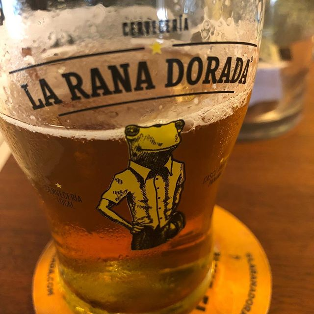 La Rana Dorada in Panama city old town