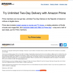 Amazon Finally Launches Prime Delivery in Ireland