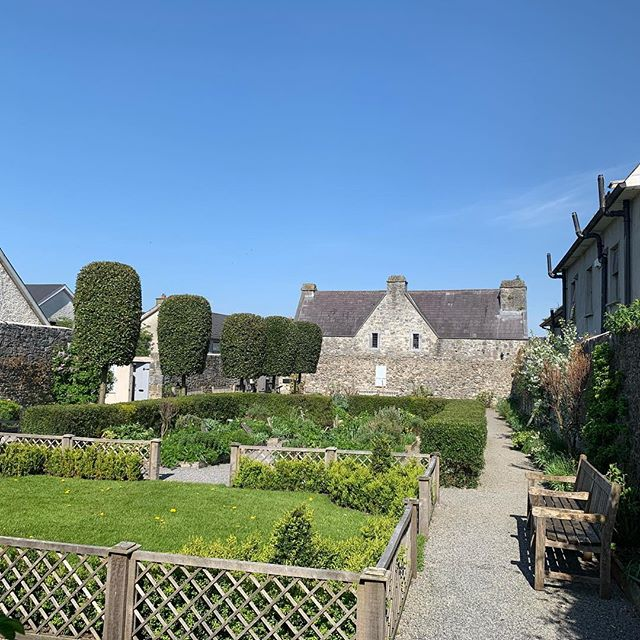 Rothe House Gardens