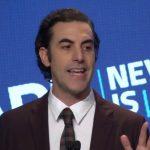 Sacha Baron Cohen Takes Aim at Social Media Platforms