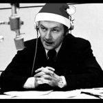 Gay Byrne's Christmas Cake Recipe (Audio)