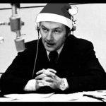 Gay Byrne's Christmas Cake Recipe (Audio)