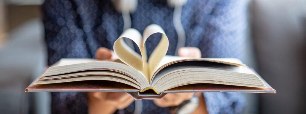 book lover concept