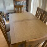A New Low: I'm Now Excited by Dining Room Tables