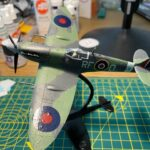 A 1:72 Scale Spitfire to get Started
